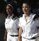 Israeli Navy sailors