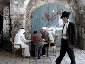 Jerusalem_Jew and Arab